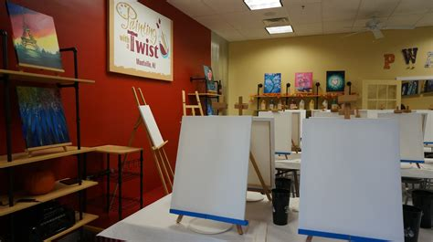 paint with a twist new jersey painting with a twist opens montville location montville