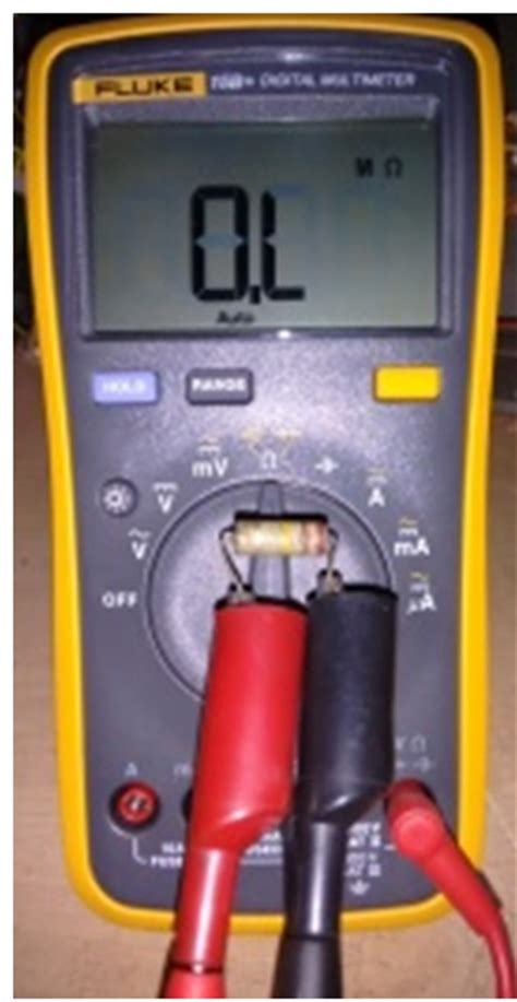 resistor values multimeter checking resistor value with multimeter 28 images tenma 72 7735 testing pyroelectro news