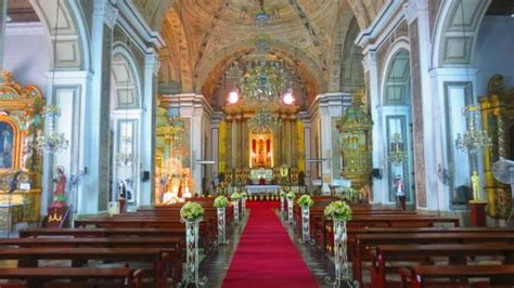 san agustin church wedding reviews inside the san agustin church picture of san agustin