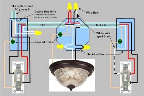 Light Fixture Wiring Diagram Fuse Box And Wiring Diagram How To Switch A Light Fixture