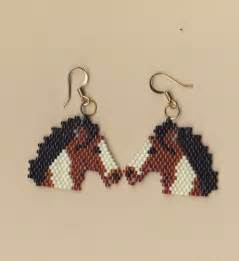seed bead earring patterns make showy earrings with