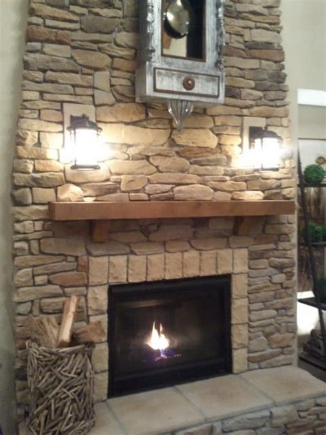 Fireplace Sconce by Sconces Fireplace Decorating The Home