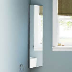 White Gloss Mirrored Bathroom Cabinet 1200 X 300 Corner Mirror Cabinet Wall Hung Bathroom