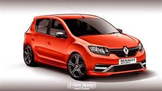 Renault Sondero Renault Sandero Rs Like This