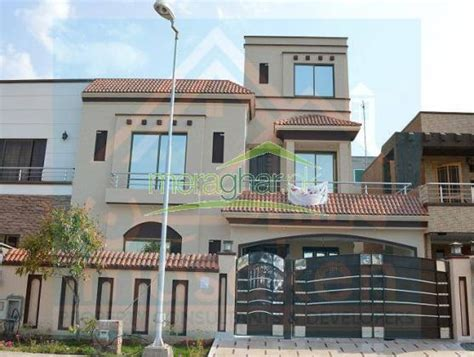 home design for 8 marla 5 bedroom house for sale in bahria town lahore shaheen