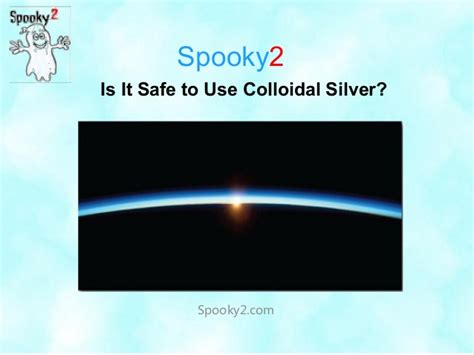 designmantic safe is it safe to use colloidal silver