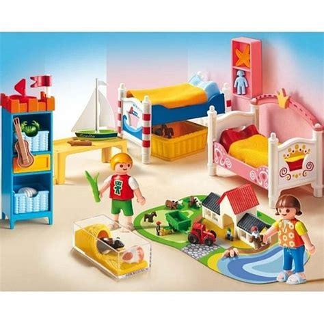 chambre bébé playmobil plus de 1000 id 233 es 224 propos de playmobil sur