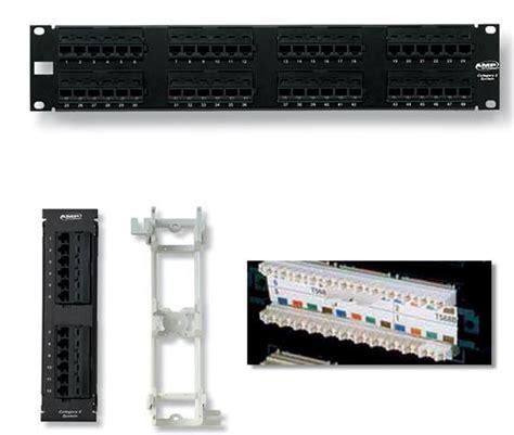 24 Port Patch Panel Netconnect Cat 5e patch panel 24 port patch panel 24 port cat6 patch panel
