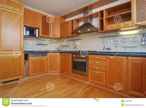 Empty Kitchen by Empty Kitchen Royalty Free Stock Images Image 21037039