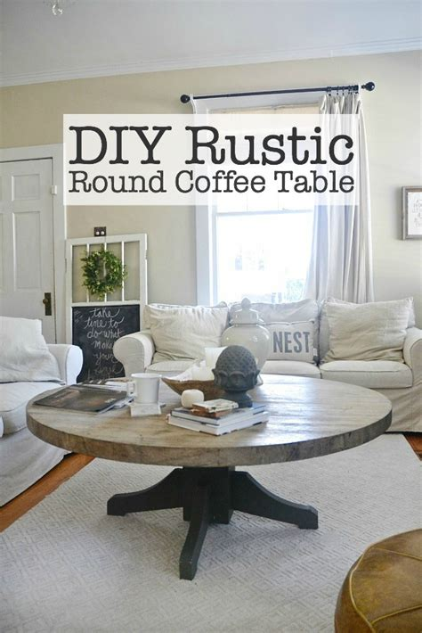 diy coffee table dining room table rounding and