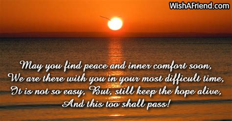 Comfort Messages by Sympathy Messages For Loss Of Page 2
