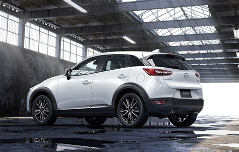 2016 mazda cx 3 can it capture the sporty qualities for