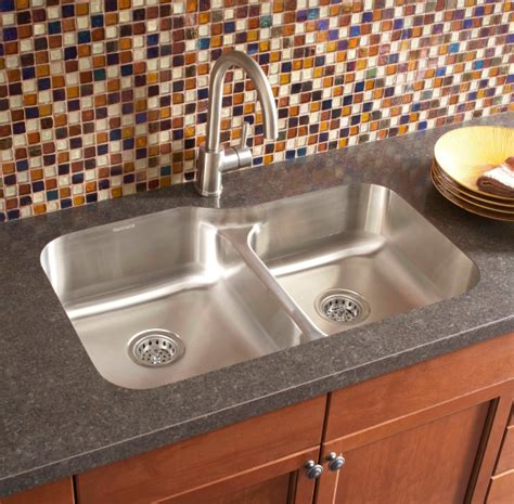 undermount sink with laminate countertop problems an undermount sink installed in a formica laminate
