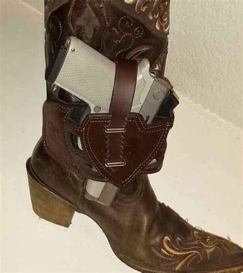 leather leg holster concealed carry