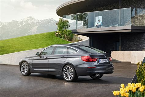 Bmw 2er Gt by 2017 Bmw 3 Series Gran Turismo Facelift Detailed In 60