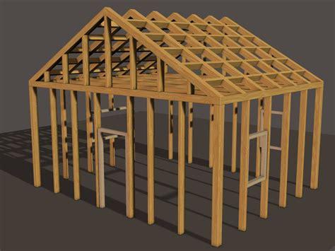 house frame house frame poser sharecg