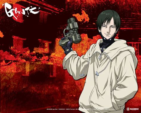 Gantz Anime Dsdw Size L nishi joichiro 191670 zerochan