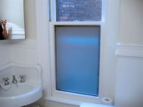 privacy window film for bathroom 209 best images about frosted windows and doors on