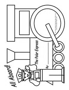 polar express coloring pages polar express pictures to print search results