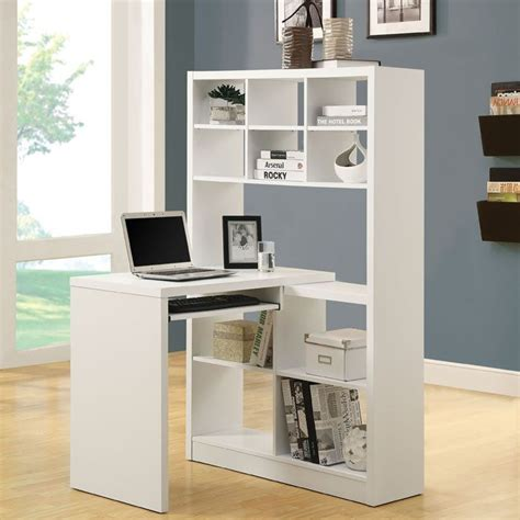 best 25 bookshelf desk ideas on ikea desk top