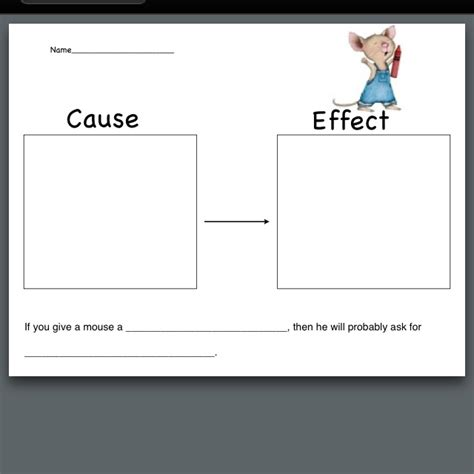 teaching cause and effect with picture books cause and effect using circle books teaching