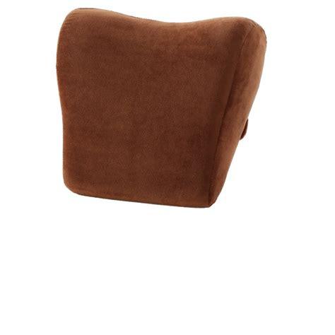 Chair Headrest Pillow by Memory Foam Car Lumbar Pillow Support Headrest Lumbar