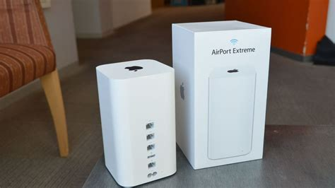 apple extreme apple airport extreme base station review speedy and