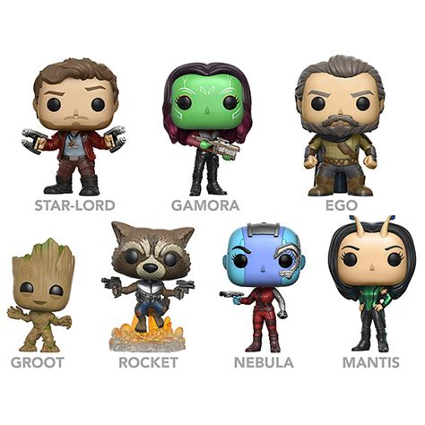 Guardians Of The Galaxy 2 Funko Toddler Baby Groot Figure funko pop guardians of the galaxy 2 vinyl figure thinkgeek