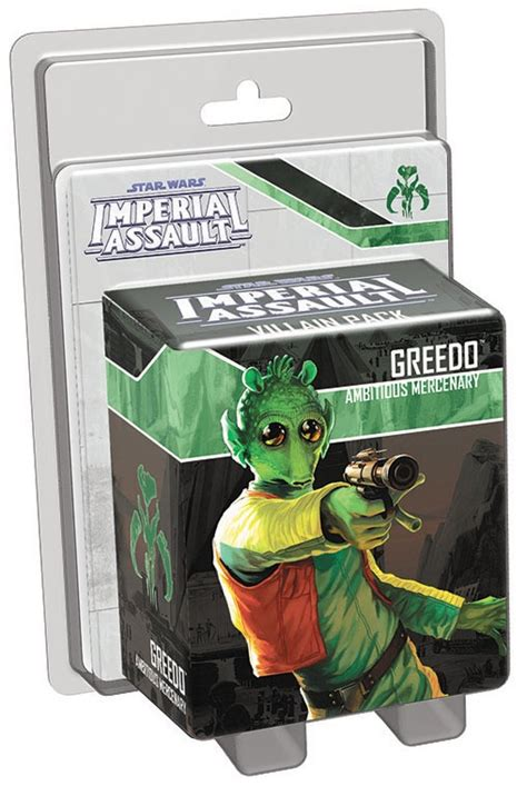 Imperial Assault Deployment Card Template by Paizo Wars Imperial Assault Greedo Villain Pack