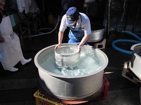Polieren Reis japan