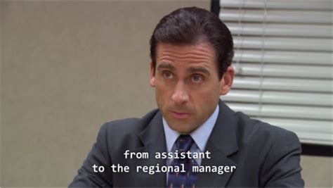 Assistant To The Regional Manager assistant to the regional manager