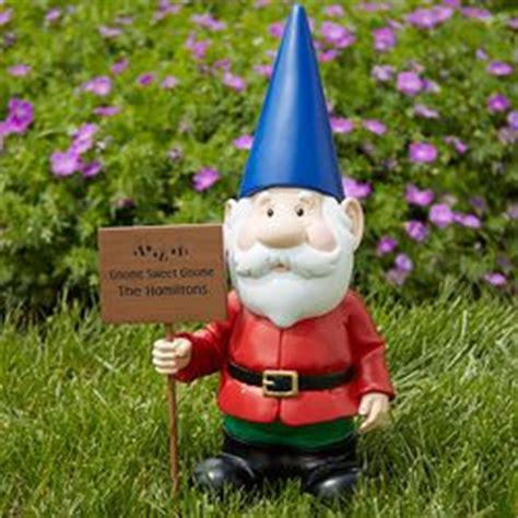 cute garden gnomes cute personalized garden gnome i ve always loved gnomes