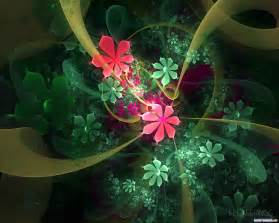 3d Flower Pictures - fractal 3d flowers the best place to enjoy your lovely
