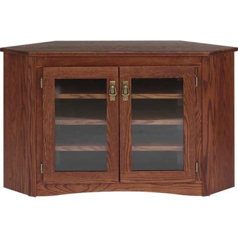 mission style corner tv cabinet mf cabinets