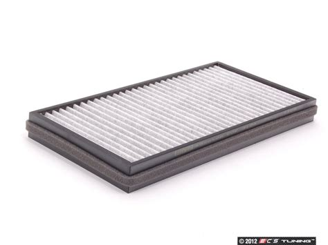 dust coming through air vents in car bosch 64116921019 charcoal cabin filter pair