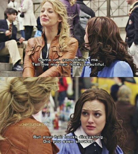 best gossip oh blair hahah image 1833018 by maria d on favim