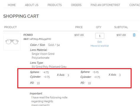 magento shopping cart template modifying the layout of product options in both shopping