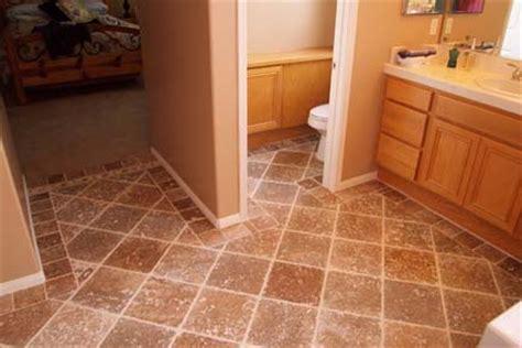 """Border around 18"""" tiles set diagonally?   Ceramic Tile"""