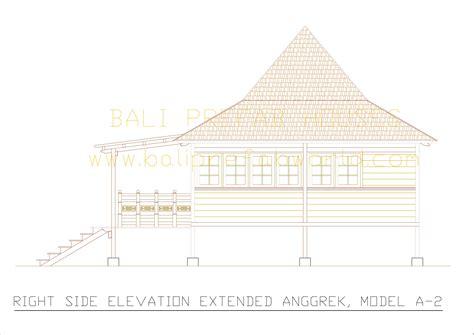 side elevation 100 side elevation 2bhk keralahouseplanner figure 3