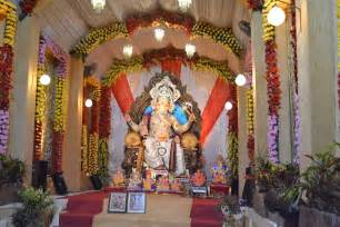 decoration for ganesh festival at home ganesh decoration joy studio design gallery best design