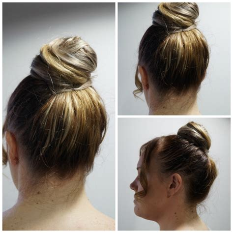 weave for top knot tutorial how to create a topknot using hair extensions