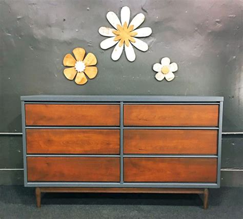antique walnut gel stained dresser antique walnut mcm dresser general finishes design center