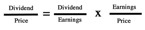 div yield formula finding high yield low payout outperformers seeking alpha