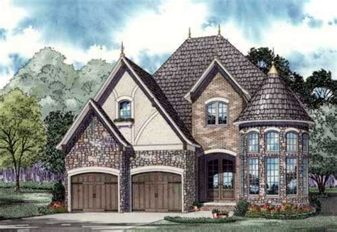english country home plans english country style house plans 2889 square foot home