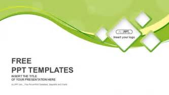 powerpoint templates green free green concept powerpoint templates design