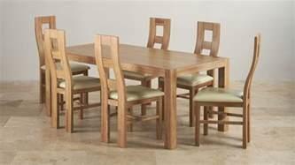 Oak Furniture Land Dining Table 6ft Dining Table Sets Oak Furniture Land