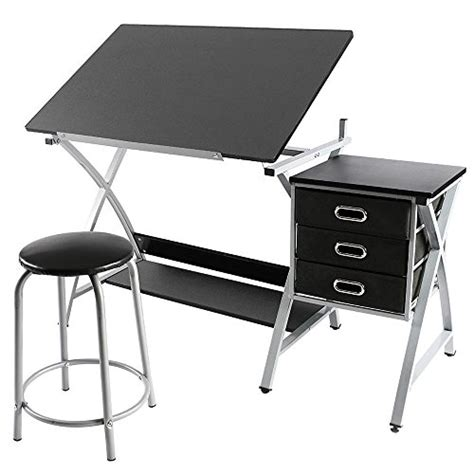 Buy Drafting Table Go2buy Adjustable Drafting Table Craft Abc Web Deals