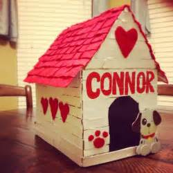 dog house valentine box 1000 images about valentine boxes on pinterest valentines dog school and puppys