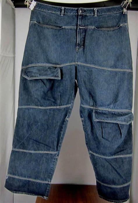 francois girbaud mens jeans marithe francois girbaud men s blue jeans baggy loose hip