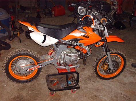 Ktm Pit Bike 110cc 2007 Ktm 110cc 4 Stroke 1 000 Possible Trade 100249405